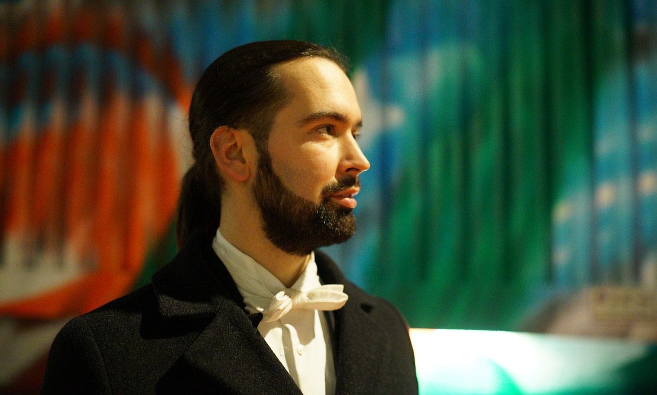 Georg Streuber, Bariton